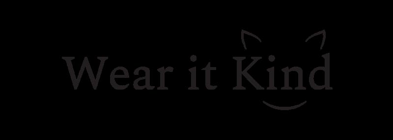 Wear it kind Logo